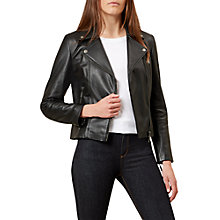 Buy Hobbs Laurelle Biker Online at johnlewis.com