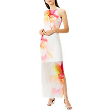 Buy Coast Demores Print Shorter-Length Maxi Dress, Multi Online at johnlewis.com