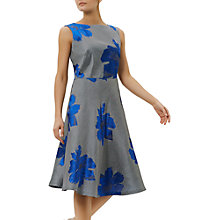 Buy Fenn Wright Manson Toulouse Floral Dress, Blue Online at johnlewis.com