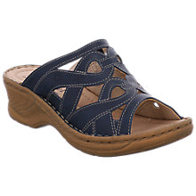 Buy Josef Seibel Catalonia 44 Slip On Sandals Online at johnlewis.com
