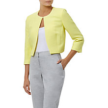 Buy Fenn Wright Manson Granada Jacket, Lemon Online at johnlewis.com