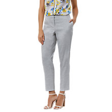 Buy Fenn Wright Manson Malta Trousers, Grey Online at johnlewis.com