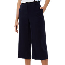 Buy Fenn Wright Manson Prague Culottes, Navy Online at johnlewis.com