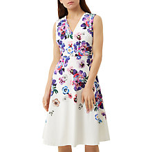 Buy Fenn Wright Manson Petite Provence Dress, White/Multi Online at johnlewis.com