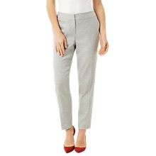 Buy Fenn Wright Manson Petite Malta Trousers, Grey Online at johnlewis.com