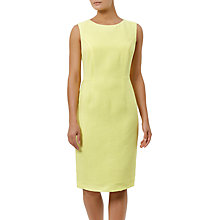 Buy Fenn Wright Manson Valencia Dress, Lemon Online at johnlewis.com