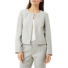 Buy Fenn Wright Manson Petite Malta Jacket, Grey Online at johnlewis.com