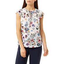 Buy Fenn Wright Manson Petite Balearic Top, Multi Online at johnlewis.com