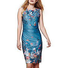 Buy Yumi Kew Gardens Slinky Dress, Sea Green Online at johnlewis.com