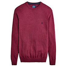 Buy Joules Retford Wool Blend Crew Jumper Online at johnlewis.com