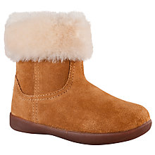 Buy UGG Children's Jorie II Boot, Chestnut Online at johnlewis.com