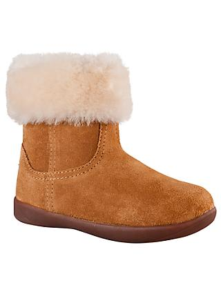 UGG Children's Jorie II Boot, Chestnut