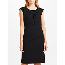 Buy John Lewis Hepburn Dress, Black Online at johnlewis.com