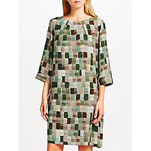 Buy Kin by John Lewis Painted Square Print Dress Online at johnlewis.com
