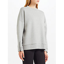 Buy Kin by John Lewis Sweatshirt, Grey Online at johnlewis.com