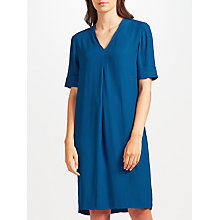 Buy John Lewis Phoebe Dress, Blue Online at johnlewis.com