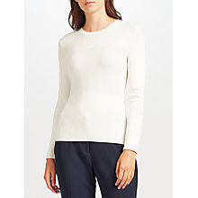 Buy John Lewis Ottoman Rib Jumper Online at johnlewis.com