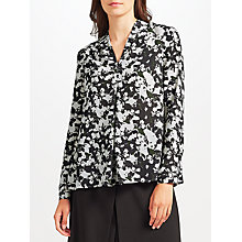 Buy John Lewis Rhiannon Blouse, Green Online at johnlewis.com