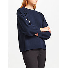 Buy Kin by John Lewis Utility Knit Jumper Online at johnlewis.com
