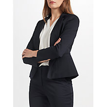 Buy John Lewis Ally Suit Jacket, Navy Online at johnlewis.com