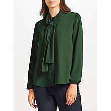 Buy John Lewis Louise Tie Neck Blouse Online at johnlewis.com