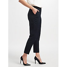 Buy John Lewis Ally Suit Trousers, Navy Online at johnlewis.com