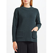 Buy Kin by John Lewis Pocket Rib Jumper Online at johnlewis.com