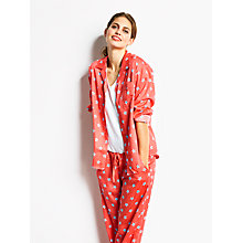 Buy hush Star Print Pyjama Set, Calypso Online at johnlewis.com