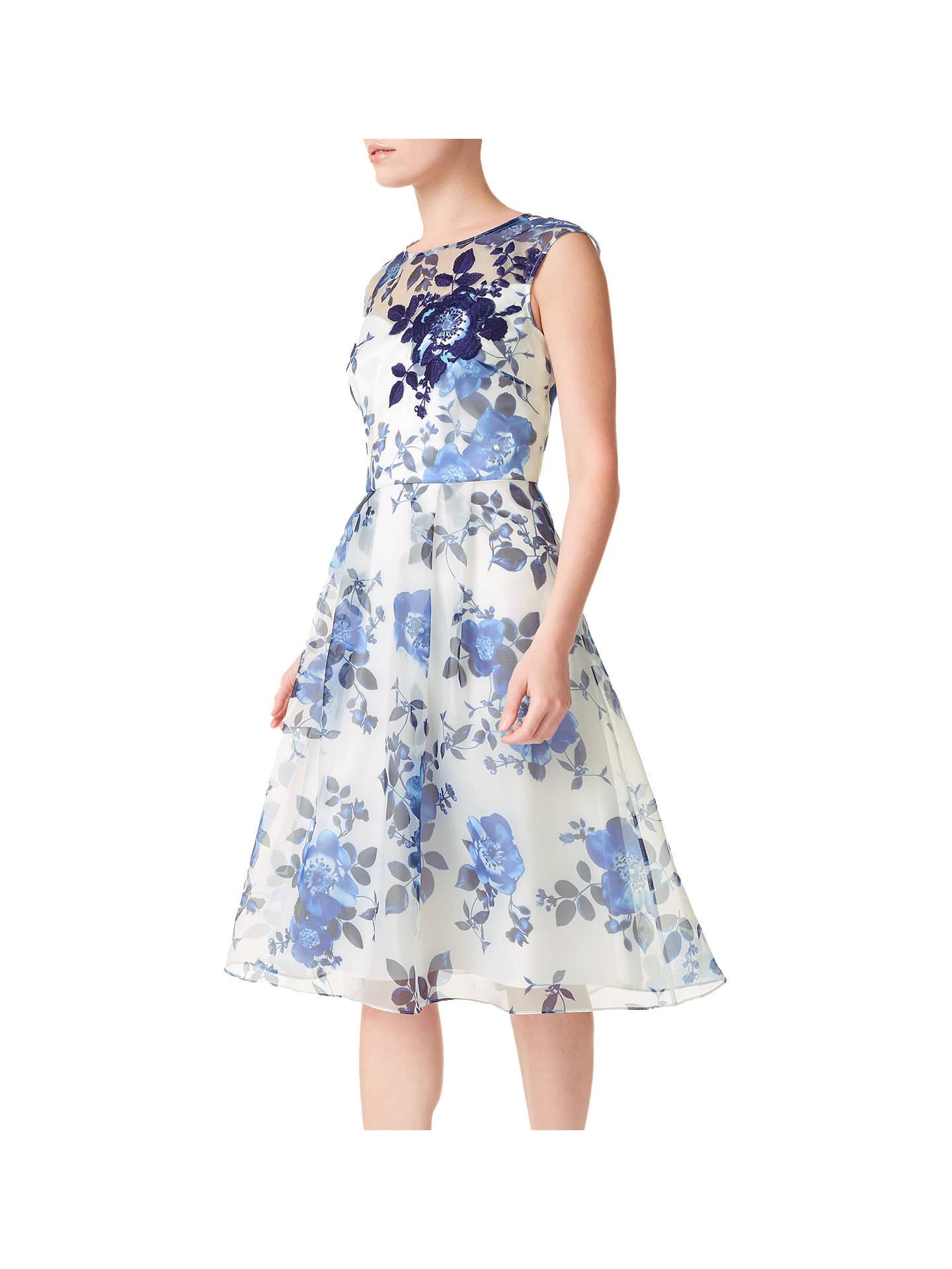 Precis Petite Amora Prom Dress White Multi At John Lewis Partners Buyprecis 6 Online