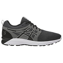 Buy Asics GEL-Torrance Men's Running Shoes, Grey/Black Online at johnlewis.com