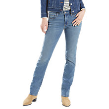 Buy Levi's 712 Mid Rise Slim Jeans, South Side Online at johnlewis.com