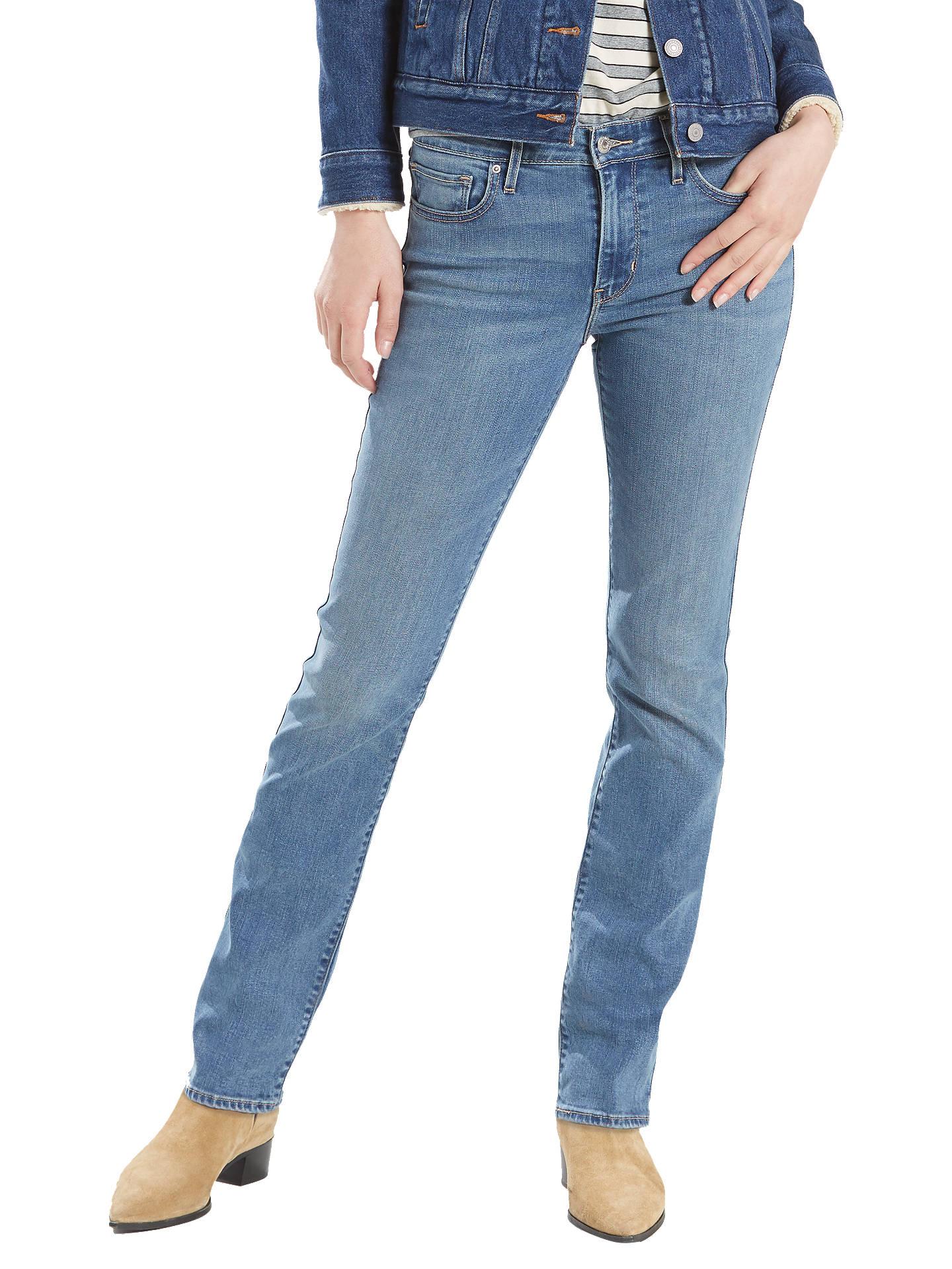 Levis 712 Mid Rise Slim Jeans South Side At John Lewis Partners Vintage Skin Rip Off Stretch Soft Buylevis W27 L30 Online Johnlewis