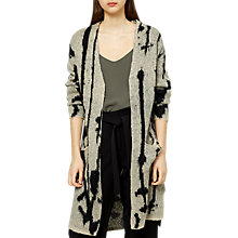 Buy Selected Femme Ylva Cardian, Grey Morn Online at johnlewis.com