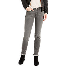 Buy Levi's 712 Mid Rise Slim Jeans, Buying Time Online at johnlewis.com
