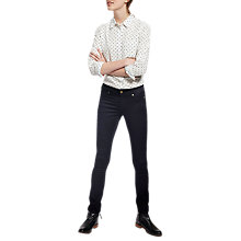 Buy Joules Monroe Skinny Jeans, Blue Black Online at johnlewis.com