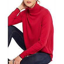 Buy Joules Tamara Roll Neck Jumper Online at johnlewis.com
