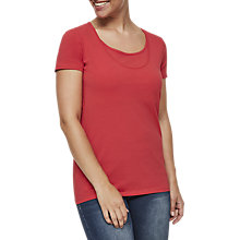 Buy Mamalicious Lea Organic Long Sleeve Nursing Top, Pack of 2 Online at johnlewis.com