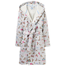 Buy Joules Lumi Legging Pyjama Set, Blue Online at johnlewis.com
