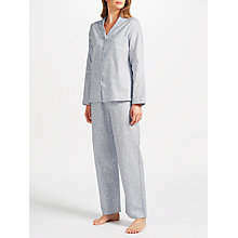 Buy John Lewis Luna Star Print Pyjama Set Online at johnlewis.com