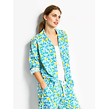 Buy hush Sicilian Print Pyjama Set, Multi Online at johnlewis.com
