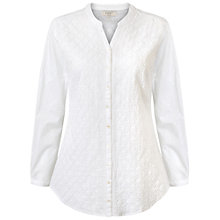 Buy East Chikan Cotton Shirt Online at johnlewis.com