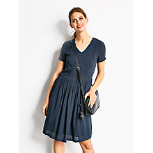Buy hush Cherry Dress, Salute Online at johnlewis.com