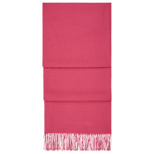 Buy Hobbs Matilda Pashmina, Hot Pink Online at johnlewis.com