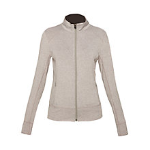 Buy Lolë Essential Up Yoga Cardigan, Meteor Heather Online at johnlewis.com