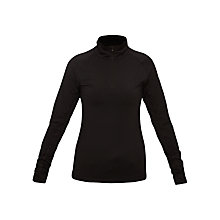 Buy Lolë Striking Top, Black Online at johnlewis.com