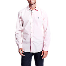 Buy Thomas Pink Lowe Plain Classic Fit Shirt, Pink Online at johnlewis.com