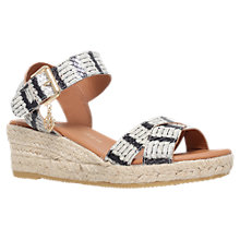 Buy Kurt Geiger Libby Leather Sandals Online at johnlewis.com