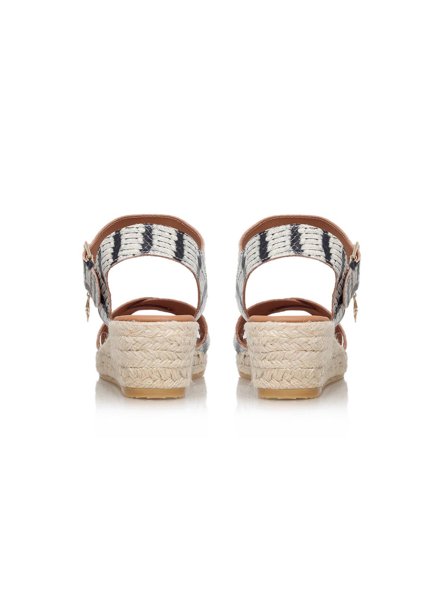 d99b9e5503c Kurt Geiger London Libby Leather Sandals at John Lewis   Partners