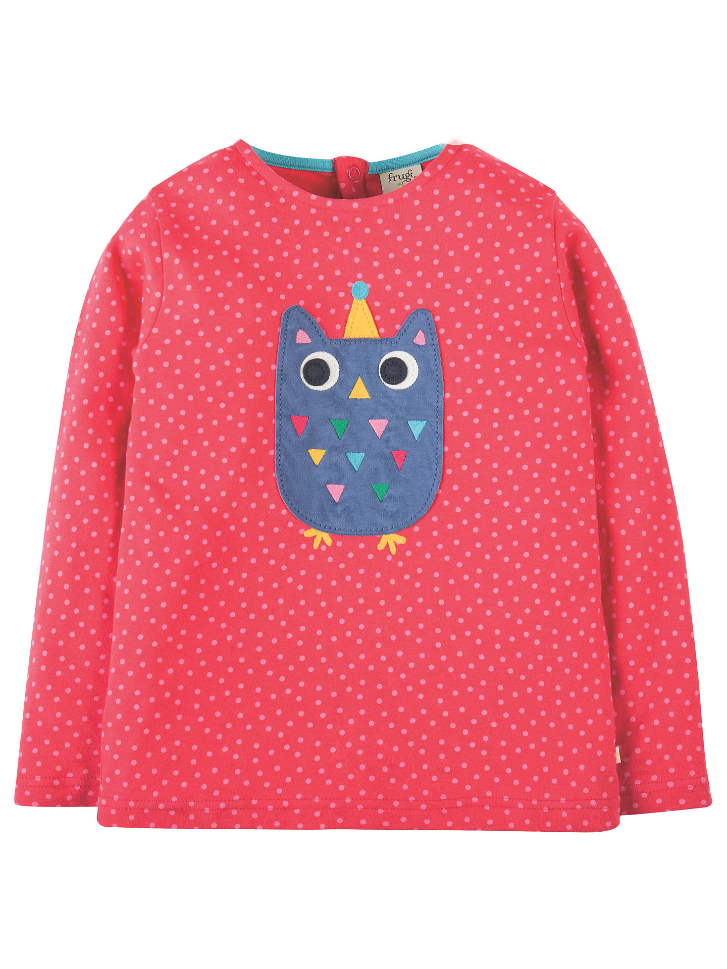5-6 and 7-8 Years Frugi Girls Owl Skirt  age 4-5