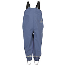 Buy Frugi Organic Baby Puddle Buster Spot Trousers Online at johnlewis.com